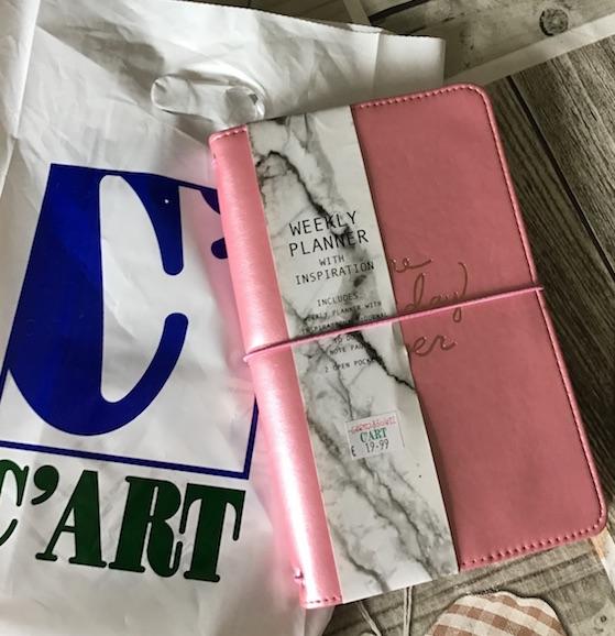Ho comprato l'ennesima agenda che non userò mai!